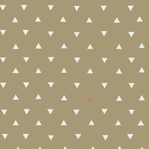 Art Gallery Fabrics - Triangle Tokens in Home - Observer - By April Rhodes