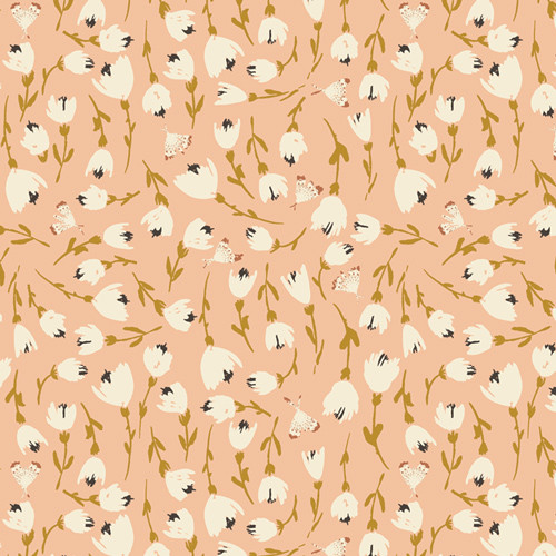 Art Gallery Fabrics - Discovered Warmth - The Open Road - By Bonnie Christine