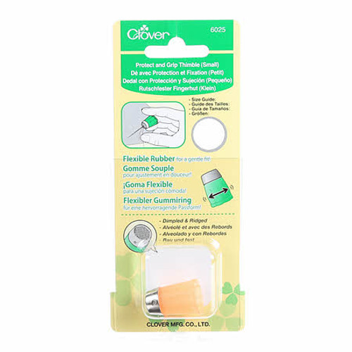 Clover - Protect And Grip Thimble Small