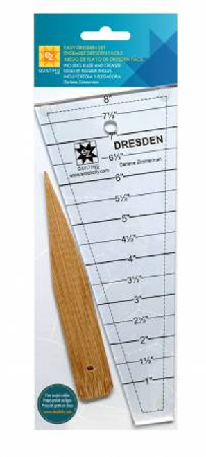EZ Dresden Ruler and Creaser
