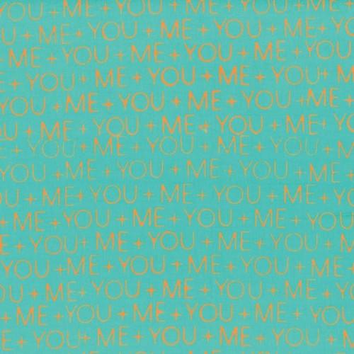 Hoffman Fabrics - Reef - Indah Hand Dyed Batik - By Me + You
