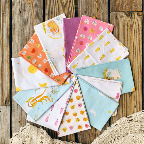 Windham Fabrics - Far Far Away II Half Yard Bundle - 12 Pieces