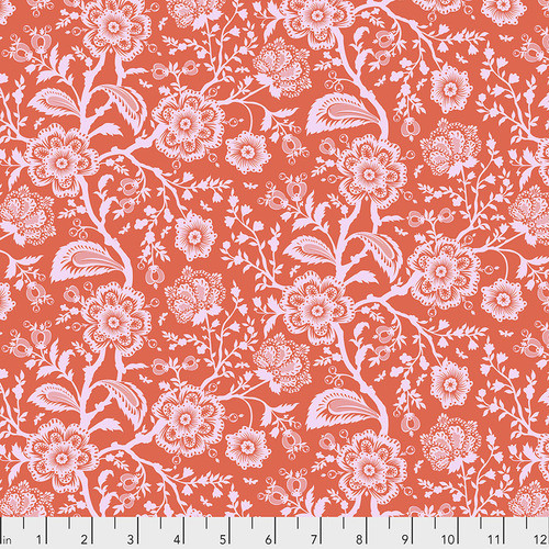 Free Spirit Fabrics - Delight Cotton Candy - Pinkerville - By Tula Pink