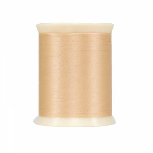 Superior - MicroQuilter Poly - 100wt - 800yd Spool - Champagne- Color 7006