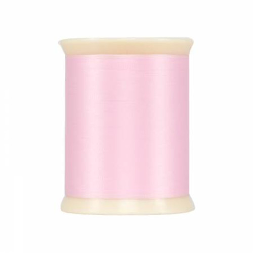 Superior - MicroQuilter Poly - 100wt - 800yd Spool - Baby Pink - Color 7014