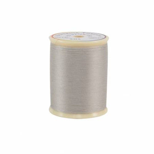 Superior - So Fine Polyester Thread - 50wt - 550yd - Silver Screen - Color 504