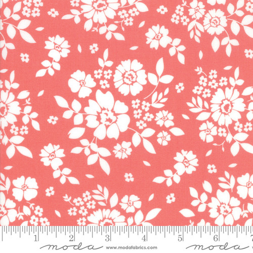 Moda Fabrics - Strawberry Floral - Canning Day - Corey Yoder