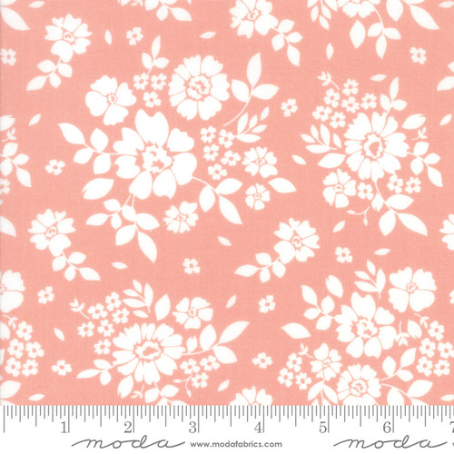 Moda Fabrics - Apricot Florals - Canning Day - Corey Yoder
