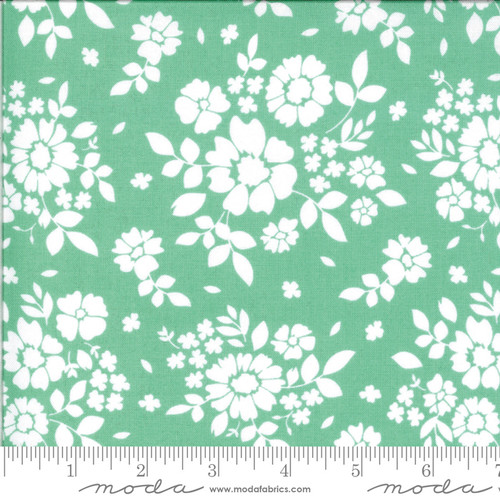 Moda Fabrics - Rainy Day Florals - Canning Day - By Corey Yoder - WIDE BACK