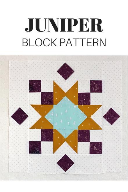 Juniper Block Pattern - PDF - Automatic Download