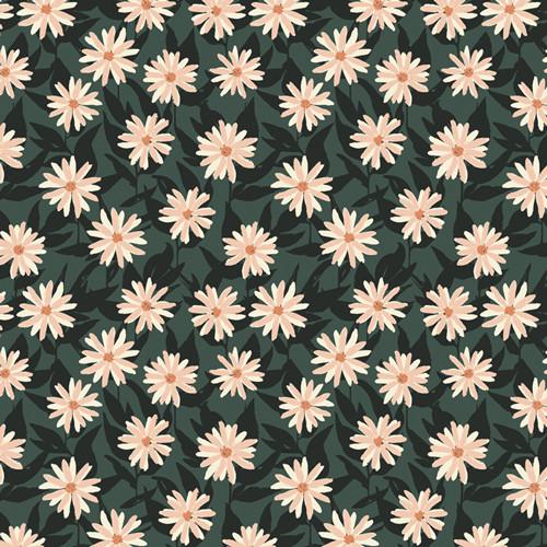 Art Gallery Fabrics - Lila's Pressed Flowers - Her & History - By Bonnie Christine