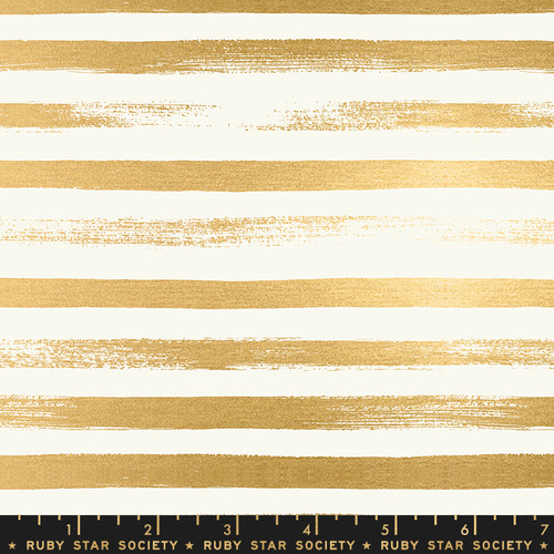 Ruby Star Society - Metallic Gold - Zip - By Rashida Coleman Hale