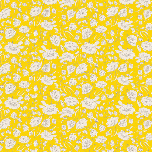 Art Gallery Fabrics - Blooming Brook Sol - Wonderful Things - By Bonnie Christine