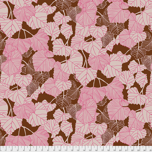 Free Spirit Fabrics - Shadow in Rust - After the Rain - By Bookhou