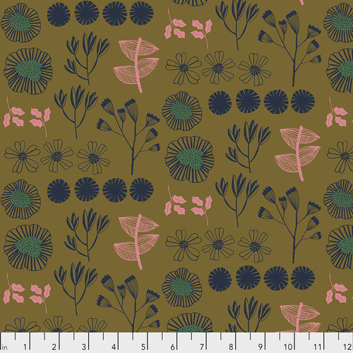 Free Spirit Fabrics - Inventory Gold - After the Rain - By Bookhou