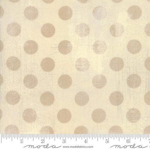 Moda Fabrics - Manilla - Grunge Spots - By Basic Grey - WIDE BACK