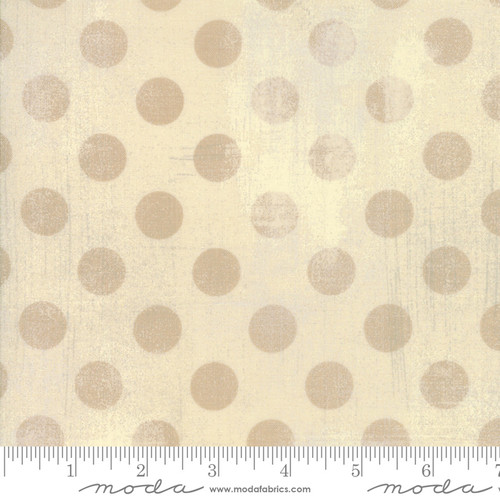 Moda Fabrics - Manilla - Grunge Spots - By Basic Grey - WIDE BACK