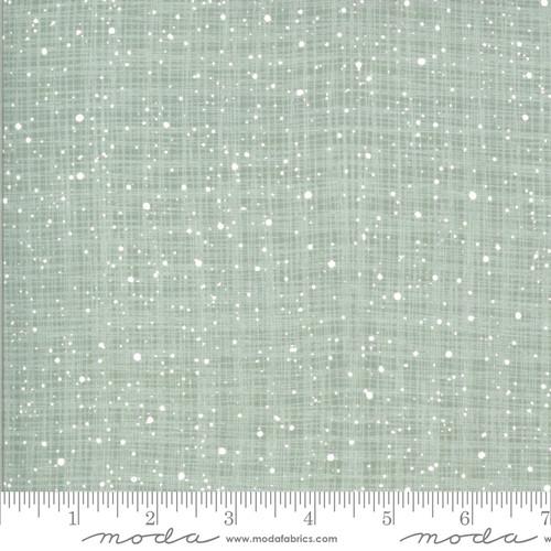 Moda Fabrics - Burlap Frost - Juniper - Kate & Birdie Paper Co.