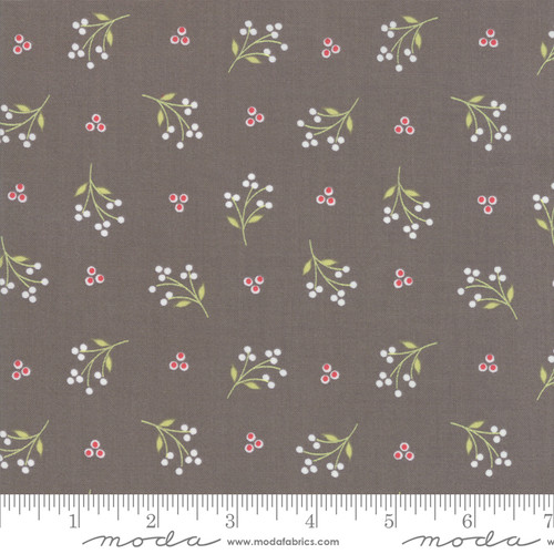 Moda Fabrics - Twigs in Coal - Holliberry - Corey Yoder
