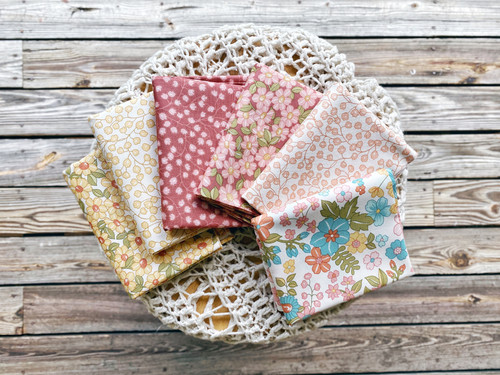 Sunlit Blooms Bundle by Maywood Studio - 6 Pieces