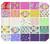 Curiouser & Curiouser FQ Precut - 25 pieces - Tula Pink - Free Spirit Fabrics
