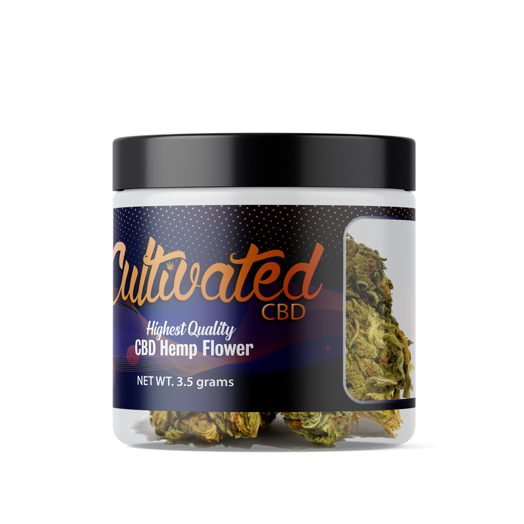 """Lifter has become a rising start in the world of high quality CBD hemp flower. Allegedly named after the iconic tomato cultivar """"Mortgage Lifter,"""" Lifter buds have a sweet aroma with terpene profile resembling tropical fruits with a hint of blueberries and earthy overtones."""