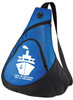 Cruise Sling Pack.  Large sling pack to carry all of your gear on the ship and in the ports.