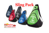 Cruise Sling Pack. Custom Large sling pack to carry all of your gear on the ship and in the ports.  Custom with your name. Anchor