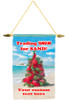 Cruise Ship Door Banner -  available in 3 sizes.      Holiday 3