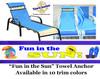 "Towel Anchor - ""Fun in the Sun"""