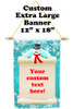 Cruise Ship Door Banner -  available in 3 sizes.      Holiday 38