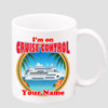 Cruise & Beach theme Custom 11 oz. mug.  Great gift for friends & family or as a special memento for you!  (005