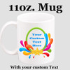 Cruise & Beach theme Custom 11 oz. mug.  Great gift for friends & family or as a special memento for you!  (026