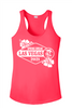 Spring Break 2021 theme tank top with custom destination