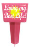 Beach - Sand Spiker.  Keep your drinks sand free.  Design 008