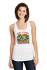 Cruise theme tank top - Chillin in Paradise