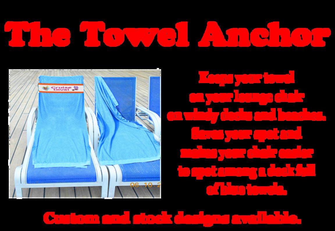 Towel Anchor Video