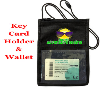 Cruise Card Holder - Choice of color. Design 014