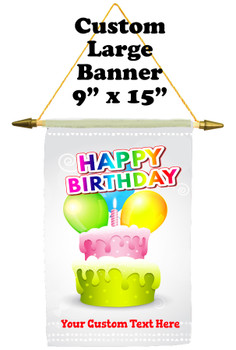 Cruise Ship Door Banner -  available in 3 sizes.      birthday 3