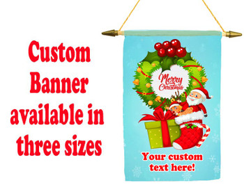 Cruise Ship Door Banner -  available in 3 sizes.      Holiday 39