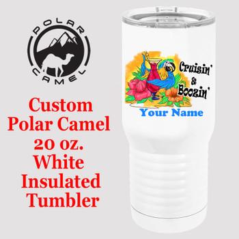 Custom Tumbler - 20 oz.  Design 003