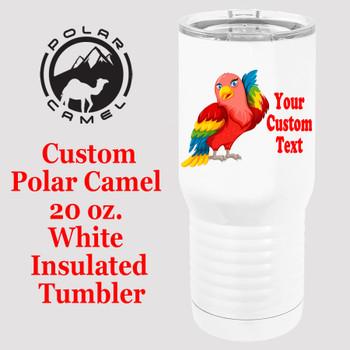 Custom Tumbler - 20 oz.  Design 020