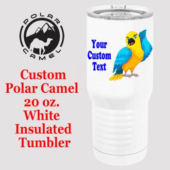 Custom Tumbler - 20 oz.  Design 021
