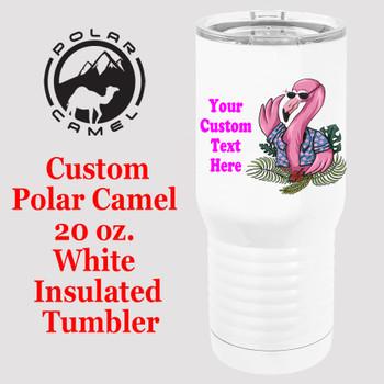 Custom Tumbler - 20 oz.  Design 030