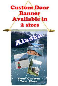Cruise Ship Door Banner - Alaska 3