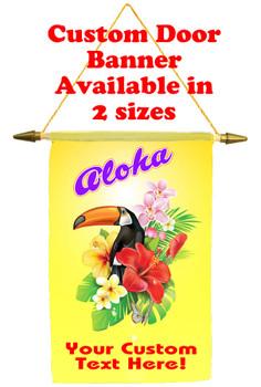 Cruise Ship Door Banner - Aloha 2