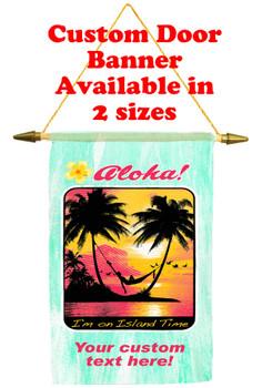 Cruise Ship Door Banner - Aloha 5