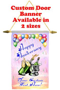 Cruise Ship Door Banner - Anniversary 1