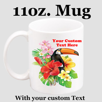 Cruise & Beach theme Custom 11 oz. mug.  Great gift for friends & family or as a special memento for you!  (021