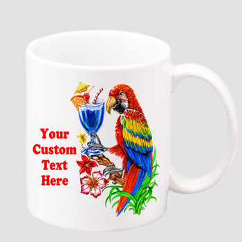 Cruise & Beach theme Custom 11 oz. mug.  Great gift for friends & family or as a special memento for you!  (022